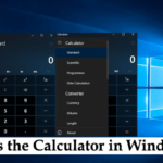 Find Out: Where is the Calculator in Windows 10?