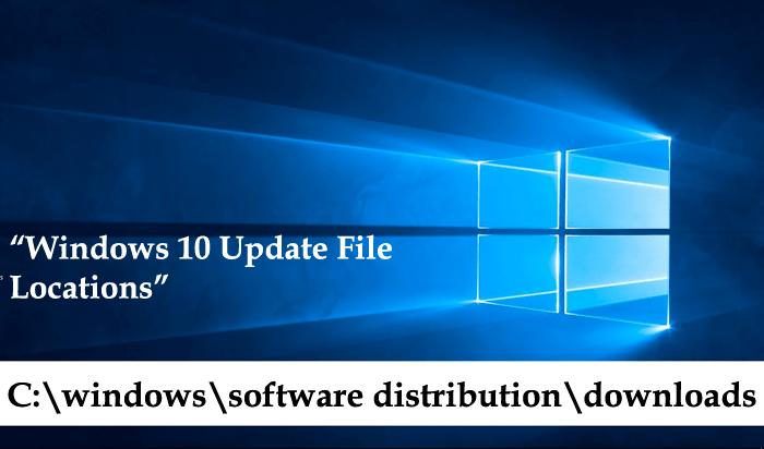 windows 10 update file location