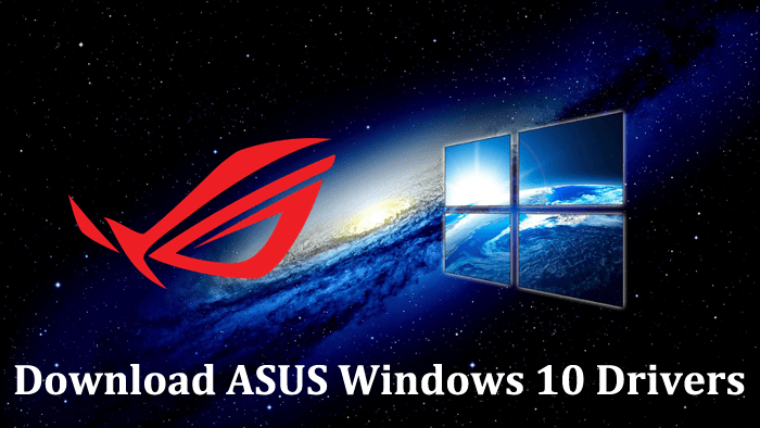 download ASUS Windows 10 Drivers