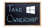 how to take ownership folder in windows 10