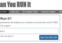 Can You Run It Fallout 4