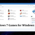 Get Windows 7 Games for Windows 10 April 2018 Update