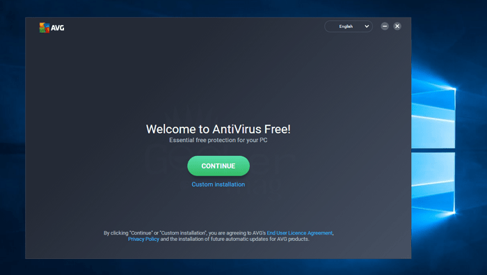 download free avg offline installer for windows 10