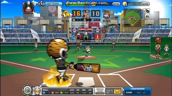 Baseball Heroes for facebook