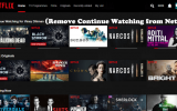 How to Remove Continue Watching from Netflix