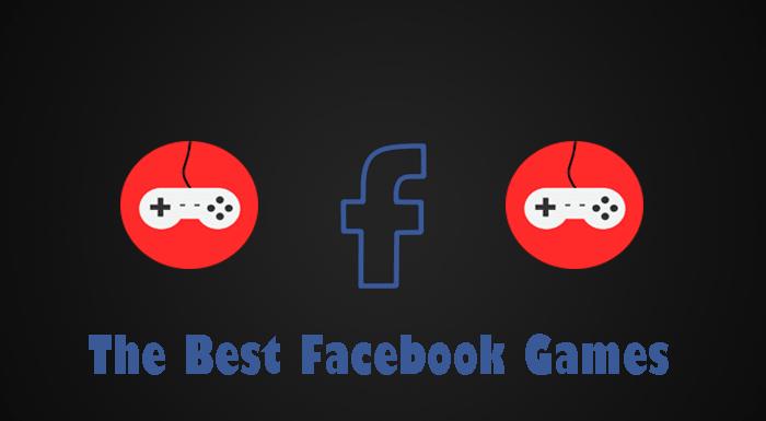 The Best Facebook Games List