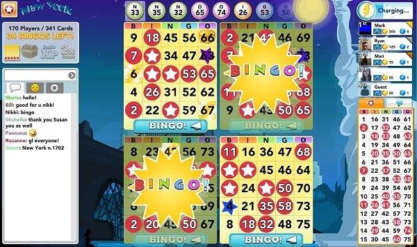 bingo blitz for facebook