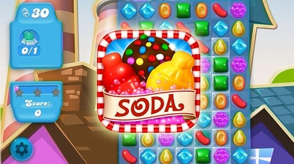 candy crush soda for facebook