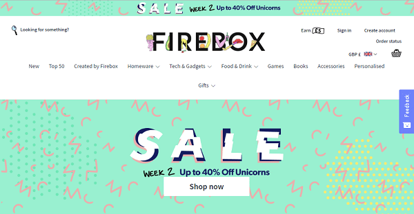 firebox - thinkgeek alternative
