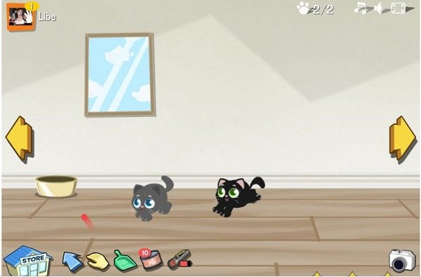 happy pets facebook game