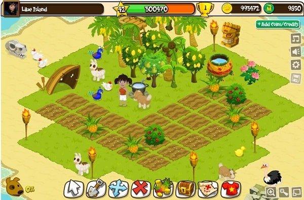 island paradise for facebook
