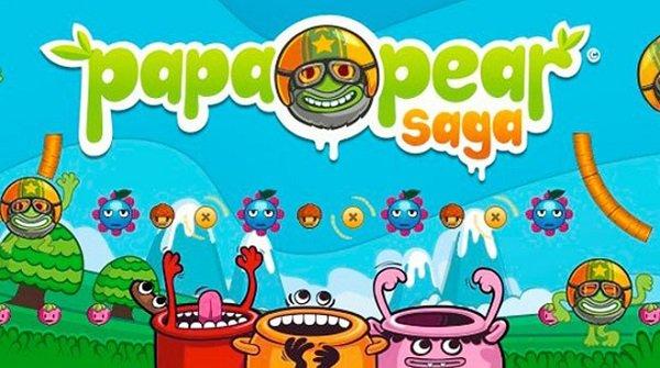 papa pear saga for facebook