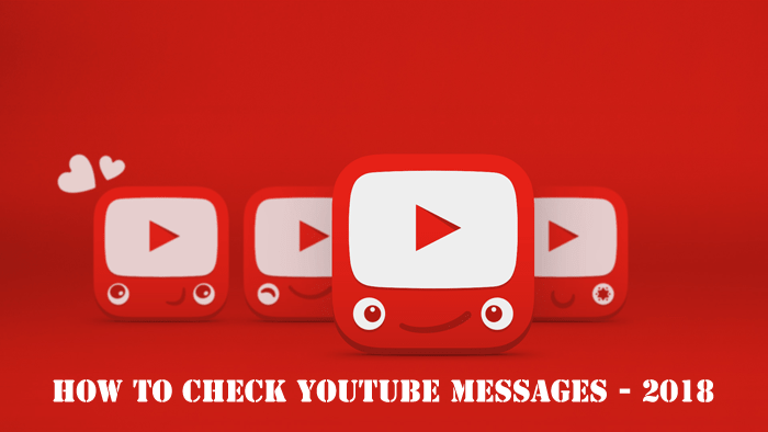 How to Check YouTube Messages
