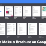 How to Make a Brochure on Google Docs – 2018