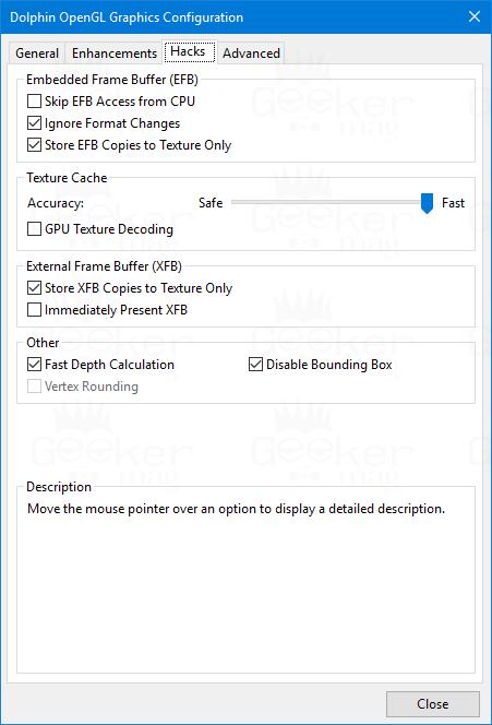 dolphin emulator hacks