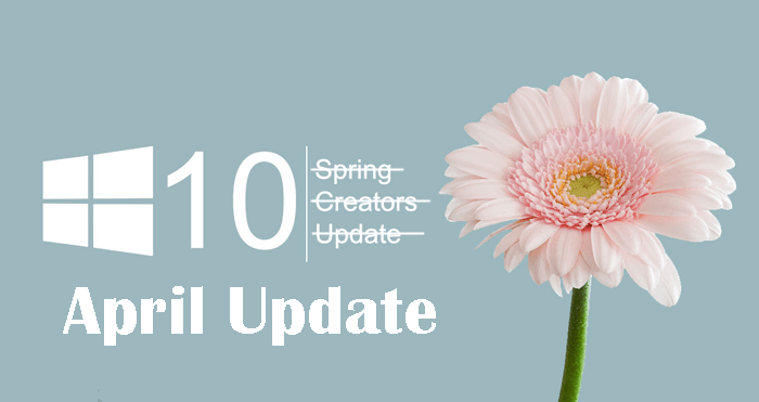 download windows 10 april update