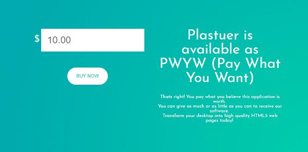 buy plastuer