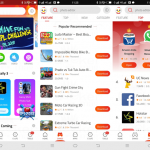 9Apps – The Free App Store for Android (Recommended)