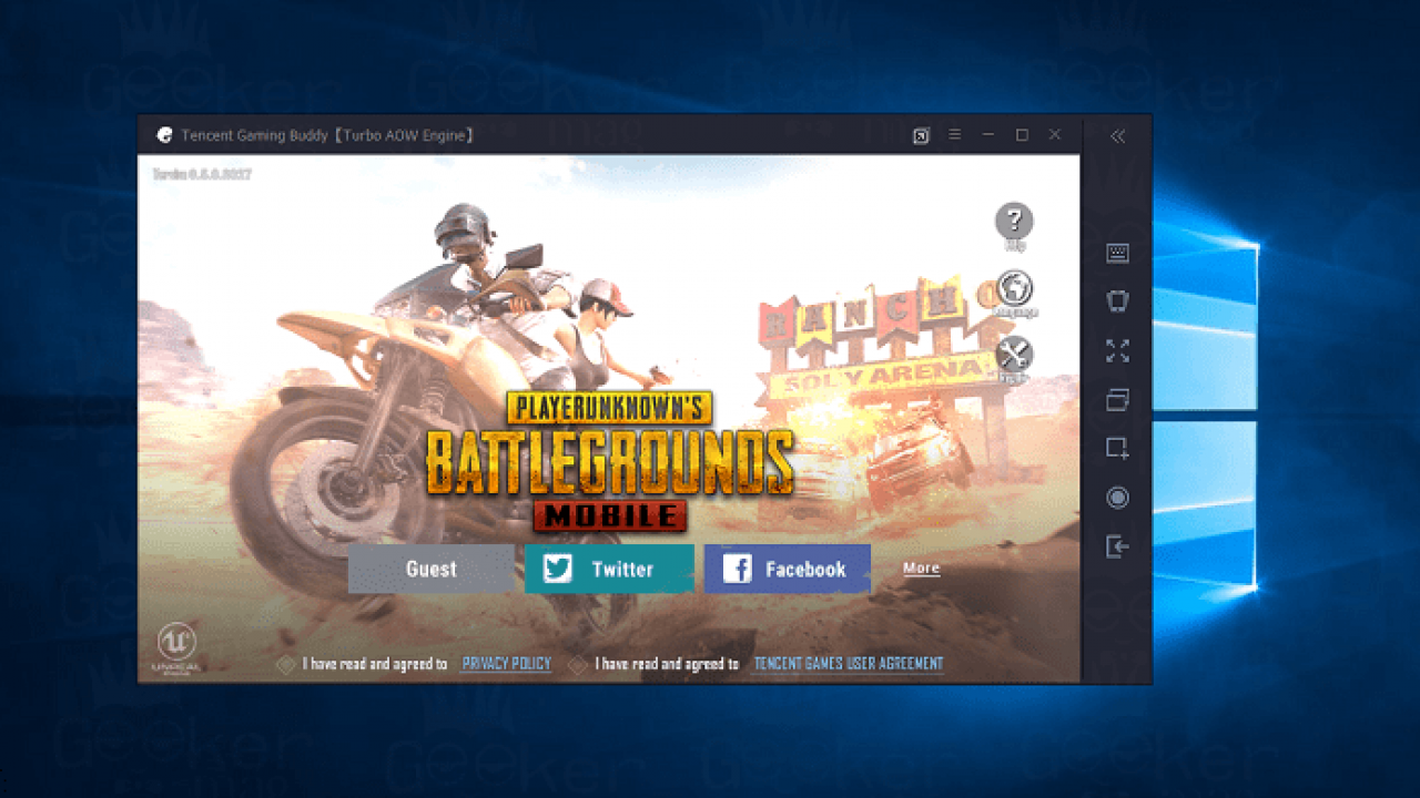 How to Play PUBG Mobile on Windows 10 PC using Emulator