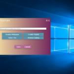 How to Set Video Wallpaper in Windows 10 using Plastuer