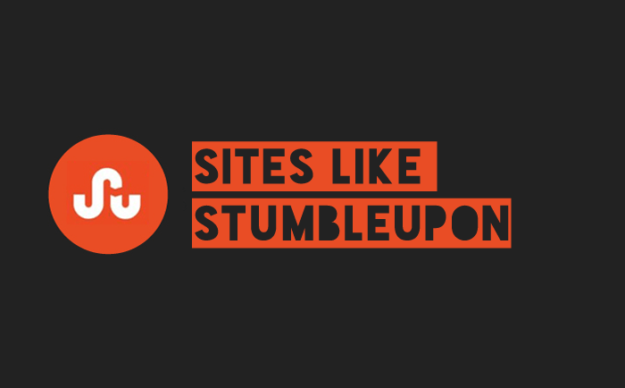 best sites like stumbleupon alternatives