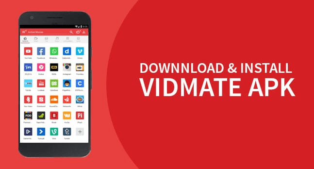 Vidmate APK - The Best Video Downloader for Android