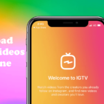 How to Download IGTV Video on iPhone – Workaround