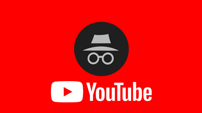how to use youtube incognito mode