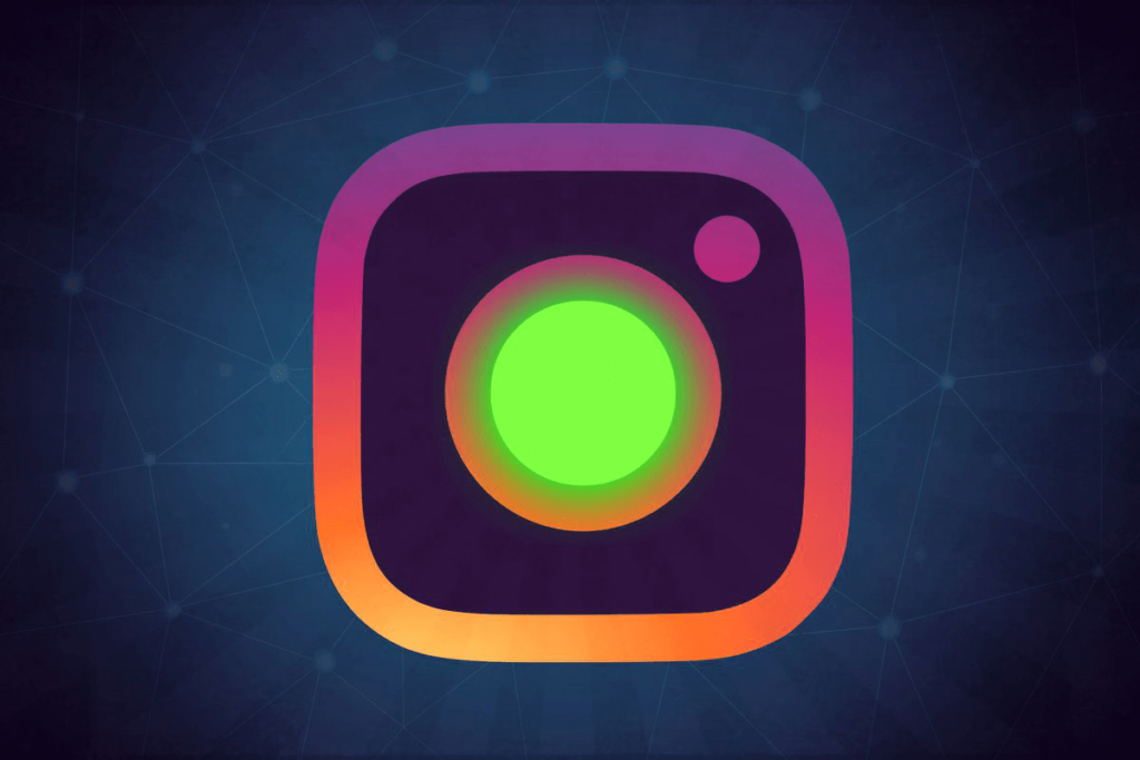turn off instagram activity status green dot online indicator