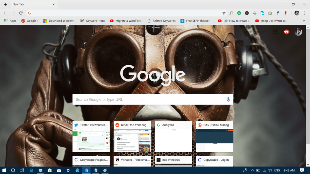 How to Remove Themes from Google Chrome