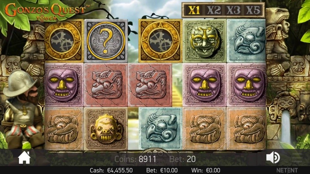 Gonzo Quest SLots Games for android