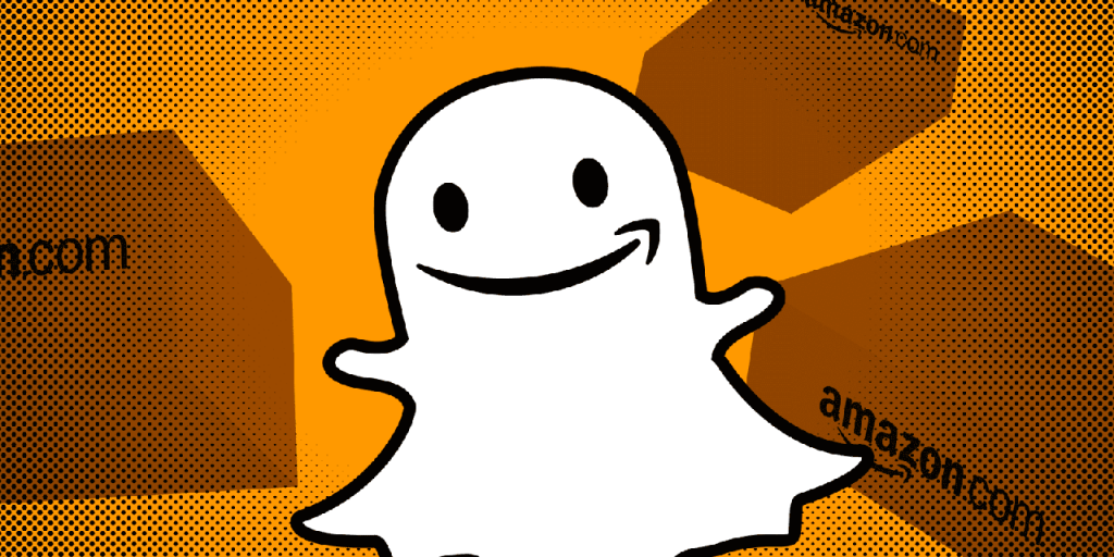How to Search Amazon Using Snapchat