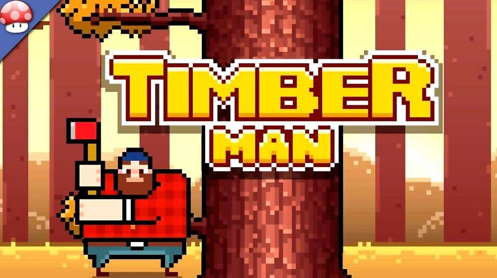 Timberman for android