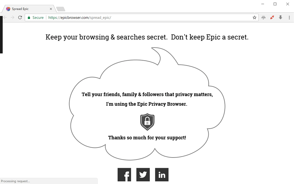 epic-browser - anonymous browser