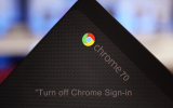 How to Turn Off Chrome Sign-in Settings - Chrome 70