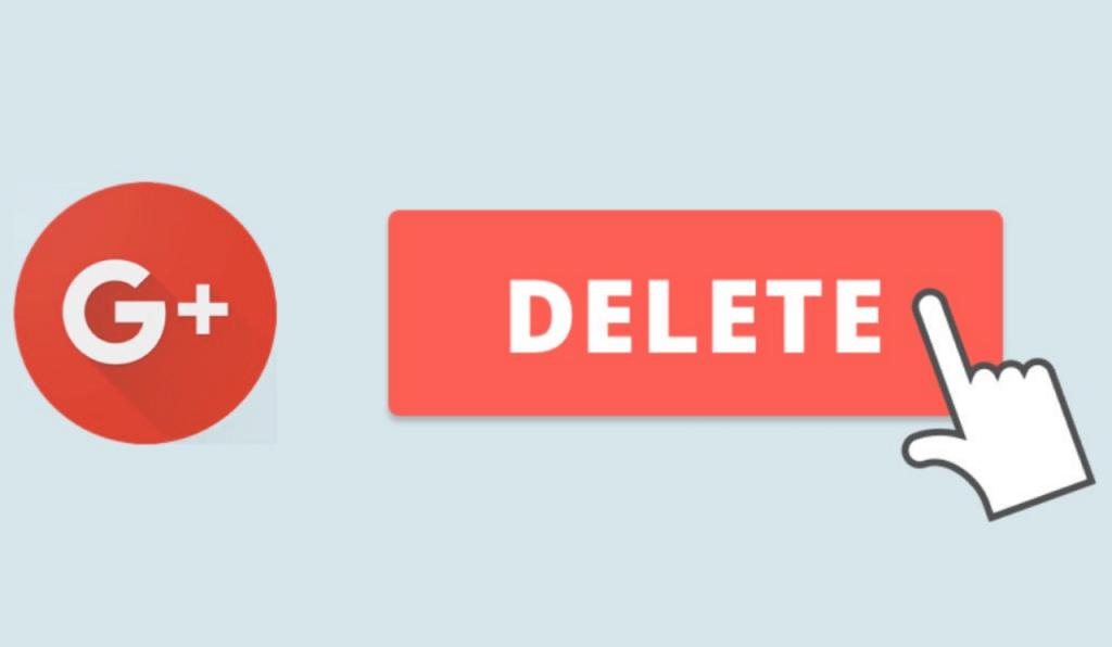 delete google plus permanently