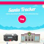 google santa tracker and google santa village