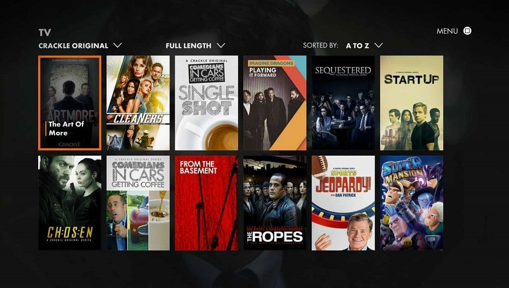 Best sony crackle - Free Movie Streaming Sites