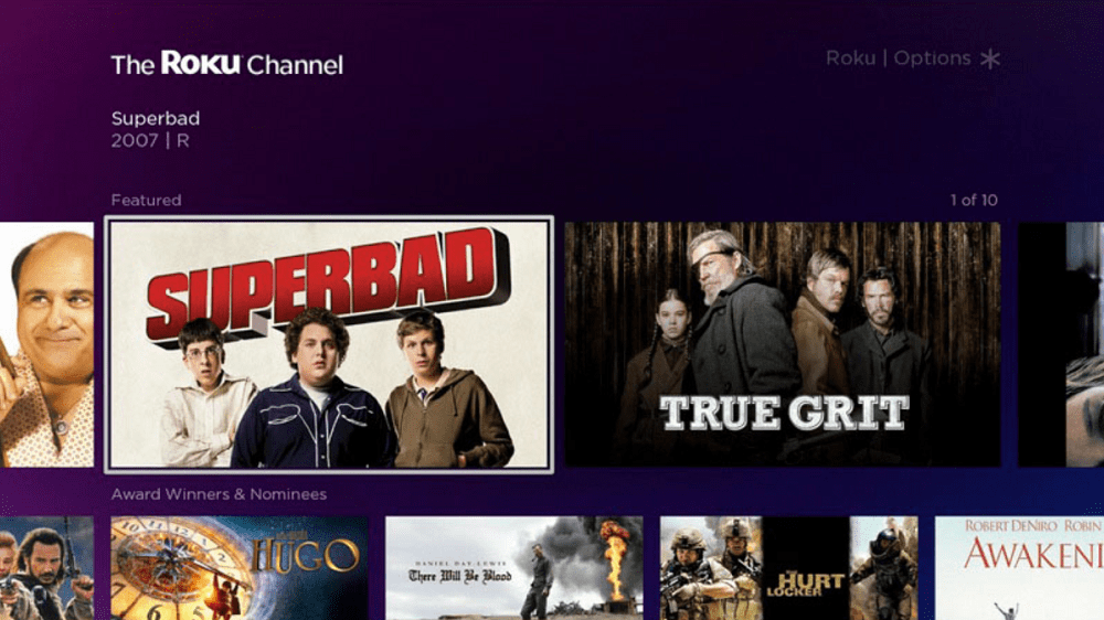 the roku channel - best free movie streaming site