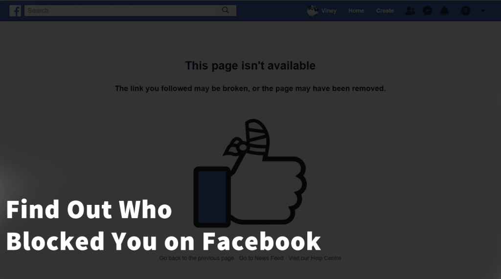 how to tell if someone has blocked you on facebook