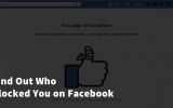 how to know if someone have blocked you on facebook
