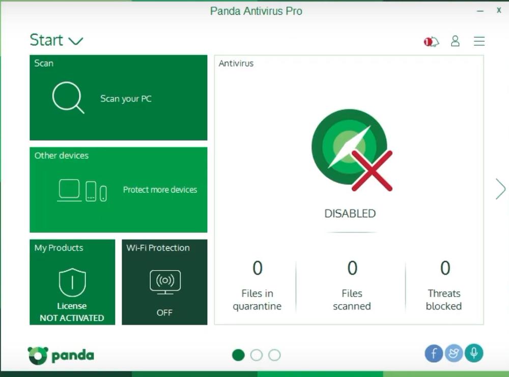 panda free antivirus 2019