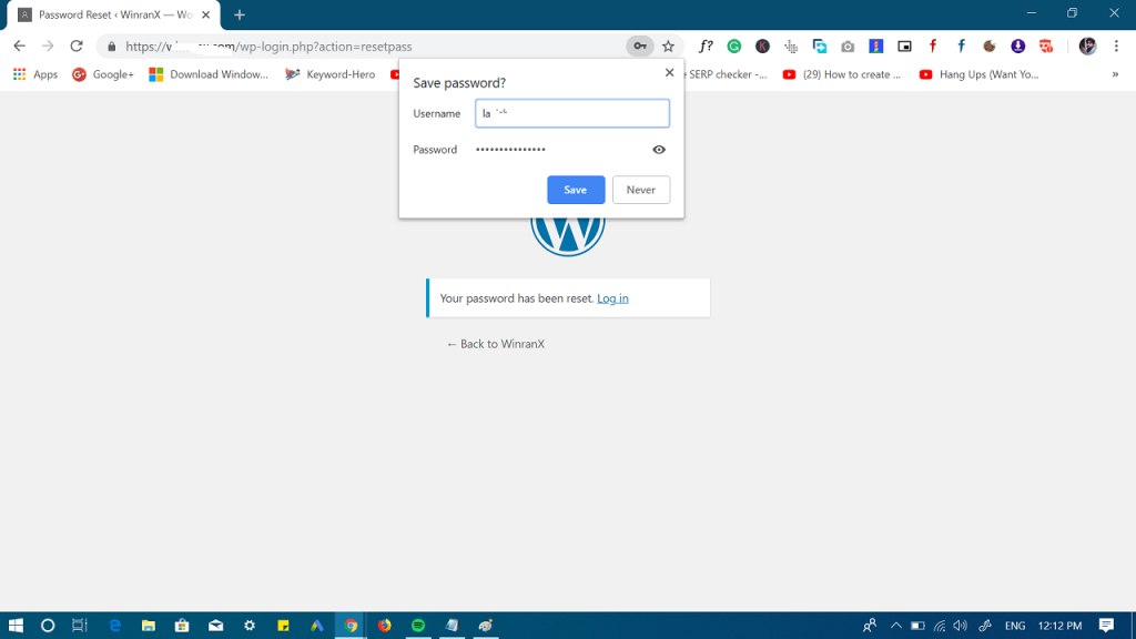 How to Save Password in Google Chrome When Not Asked