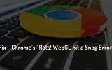 fix - Rats WebGL hit a snag