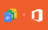 edit Microsoft Office files with Google Docs, Sheets, and Slides