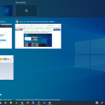 install web activities extension to enable windows 10 timeline support in Edge chromium