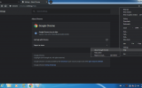 how to enable chrome dark mode in windows 7