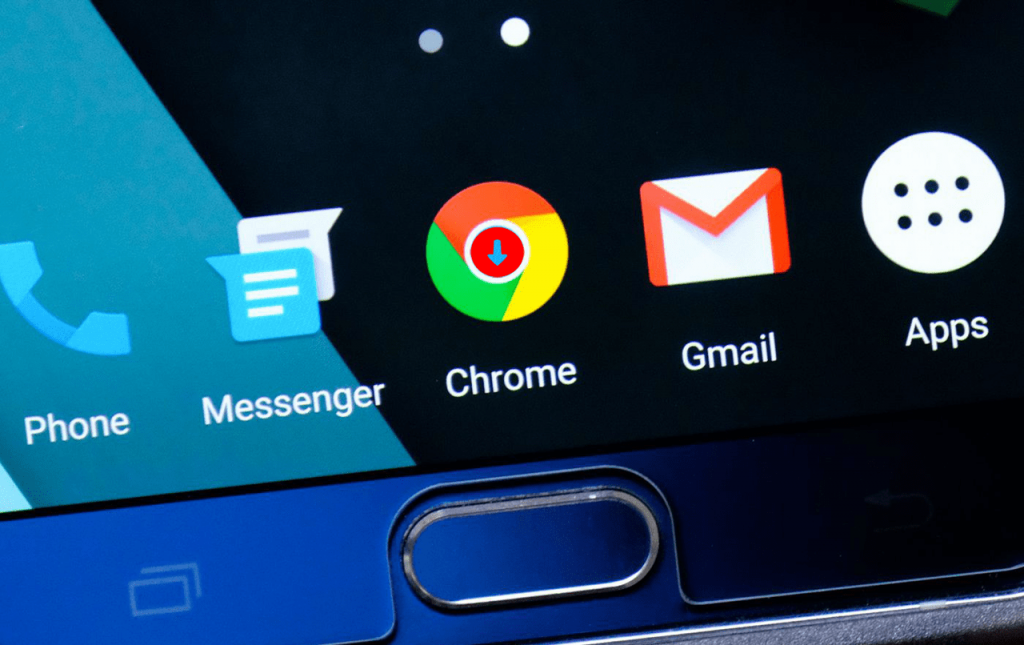 how to update chrome on android without google play