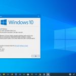 Windows 10 May 2019 Update version 1903 build 18362