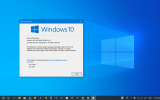 Windows 10 May 2019 Update version 1903 build 18362